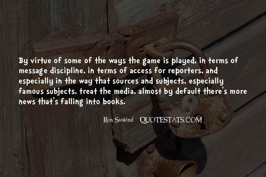 Famous Game Over Quotes #389683