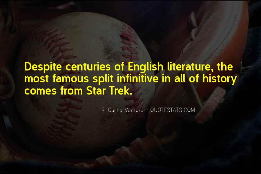 Famous Grammar Quotes #527562