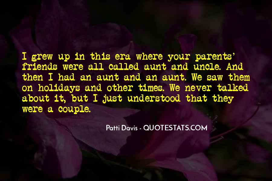 Quotes About Holidays And Friends #1219239