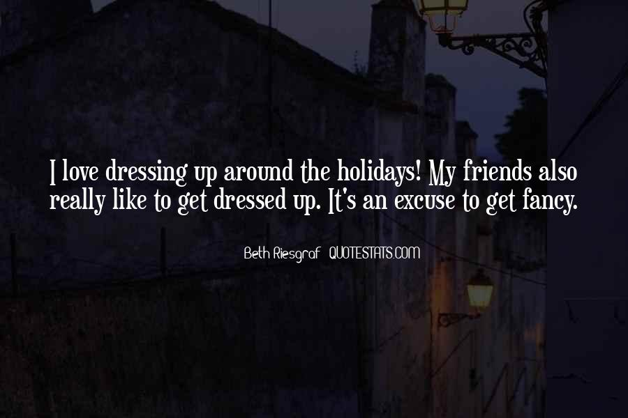 Quotes About Holidays And Friends #233690