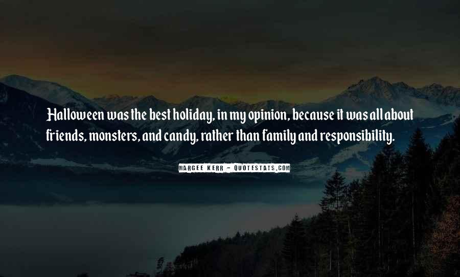 Quotes About Holidays And Family And Friends #999077
