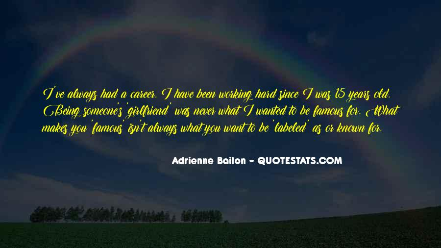 Famous Hard Working Quotes #1418862