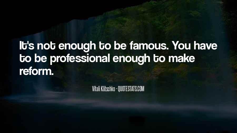 Famous Klitschko Quotes #276213
