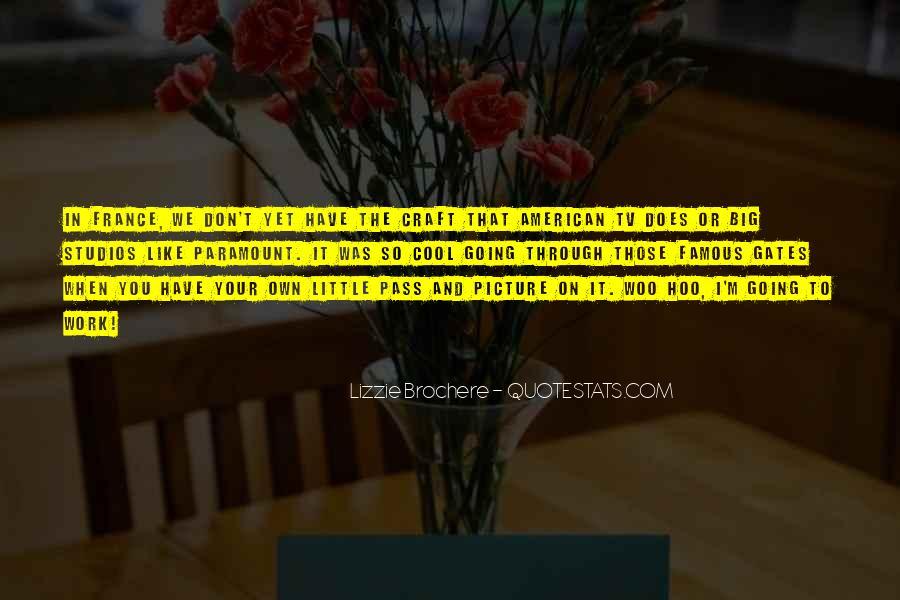 Famous Little Quotes #1171062