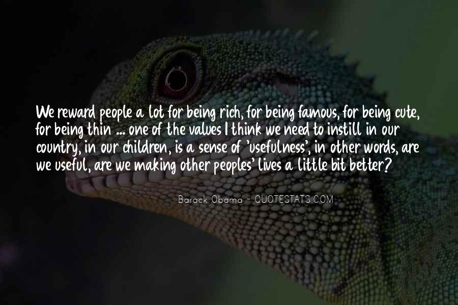 Famous Little Quotes #1394957