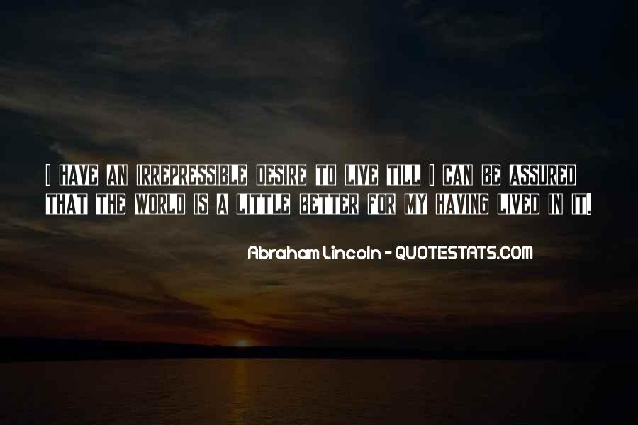 Famous Little Quotes #1512185