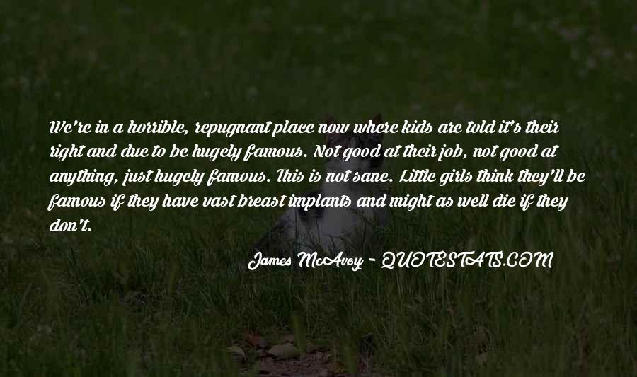 Famous Little Quotes #1533319