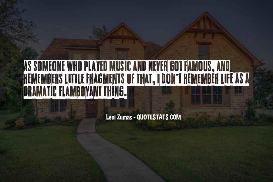 Famous Little Quotes #1587683