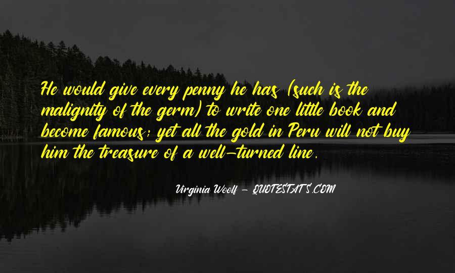 Famous Little Quotes #1757062
