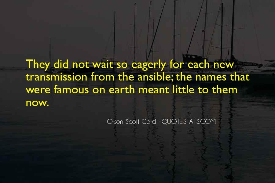 Famous Little Quotes #1863914