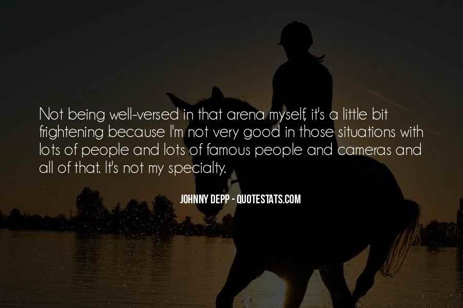 Famous Little Quotes #235375