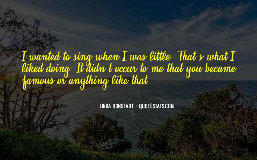 Famous Little Quotes #540868