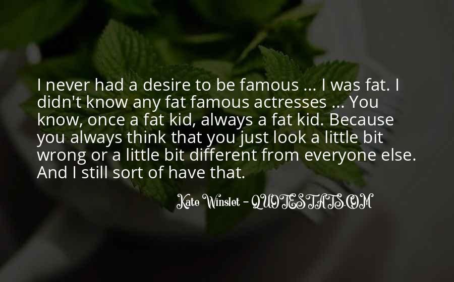 Famous Little Quotes #703793