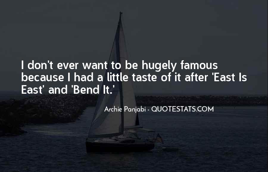 Famous Little Quotes #792273