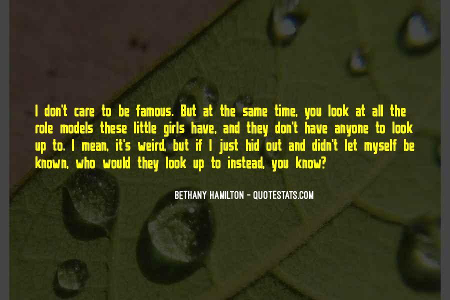 Famous Little Quotes #928650