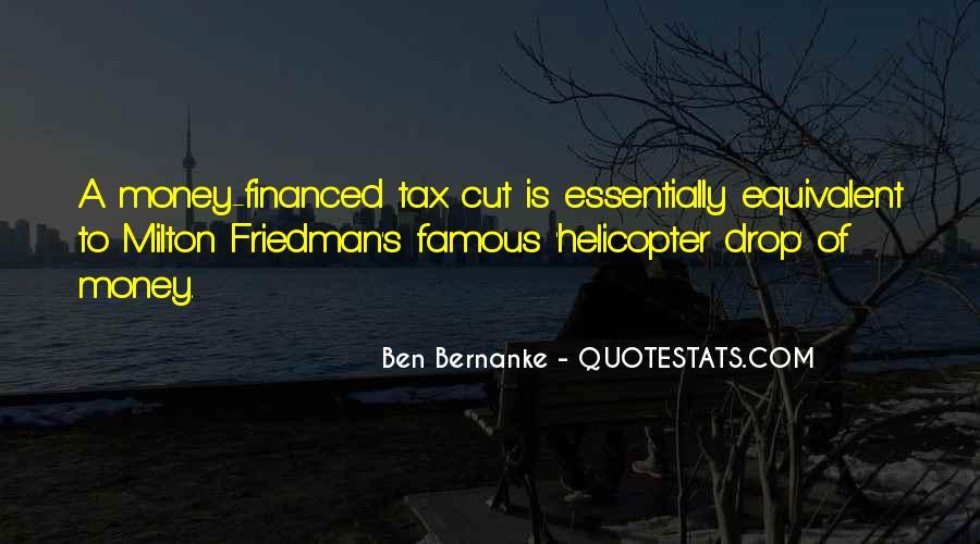Famous Milton Friedman Quotes #535440