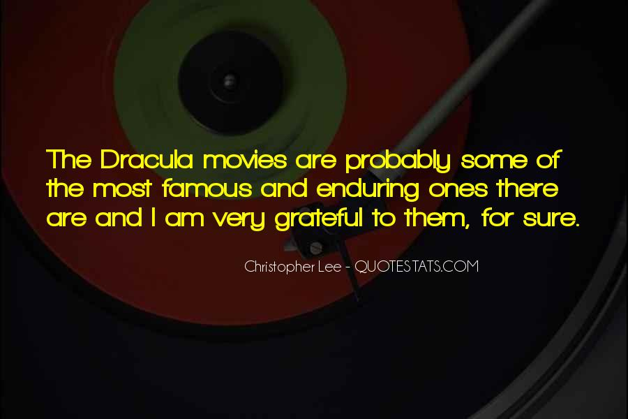 Famous Movie Quotes #1634673