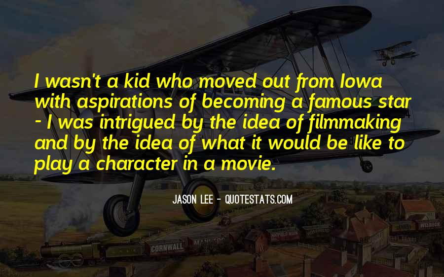 Famous Movie Quotes #401491