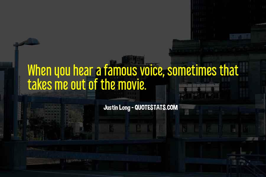 Famous Movie Quotes #438661