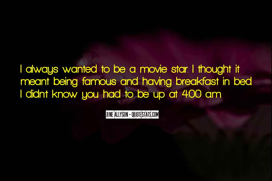 Famous Movie Quotes #661405