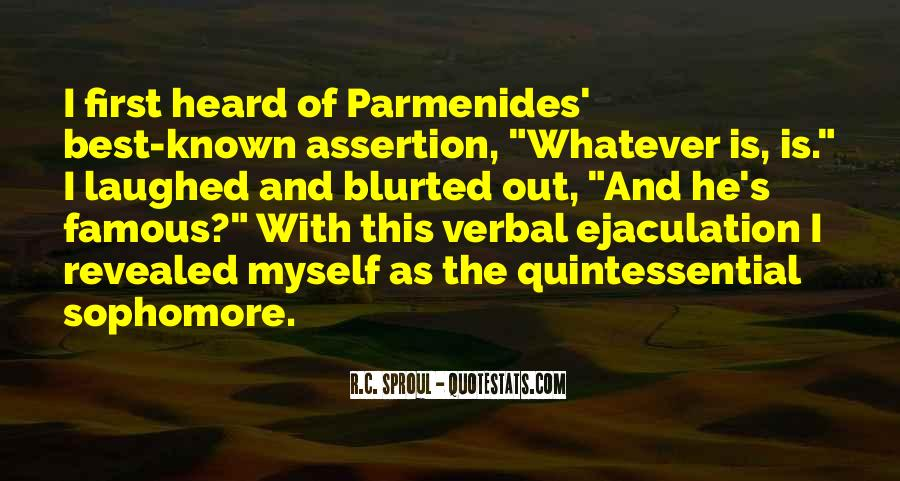 Famous Philosophy Quotes #214286