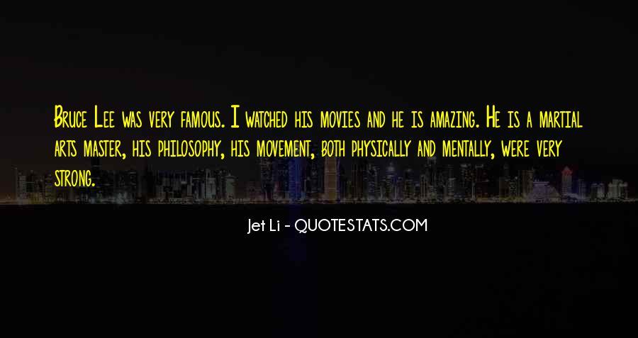 Famous Philosophy Quotes #289764
