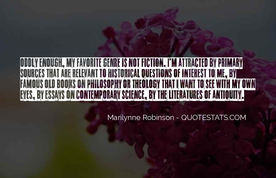 Famous Philosophy Quotes #619967