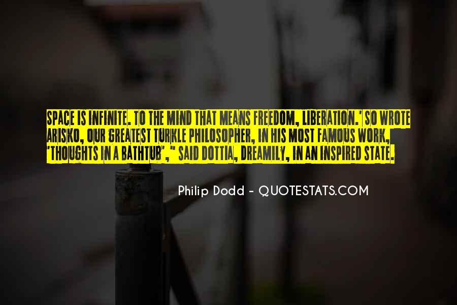 Famous Philosophy Quotes #817332