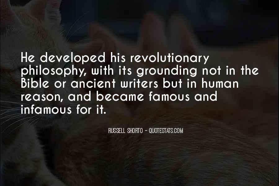 Famous Philosophy Quotes #87903