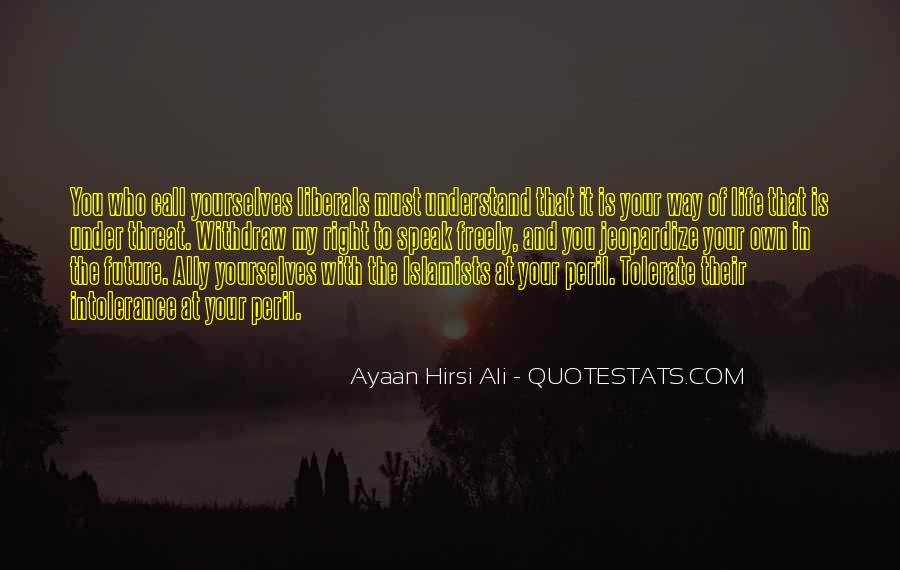 Quotes About Hirsi #158101