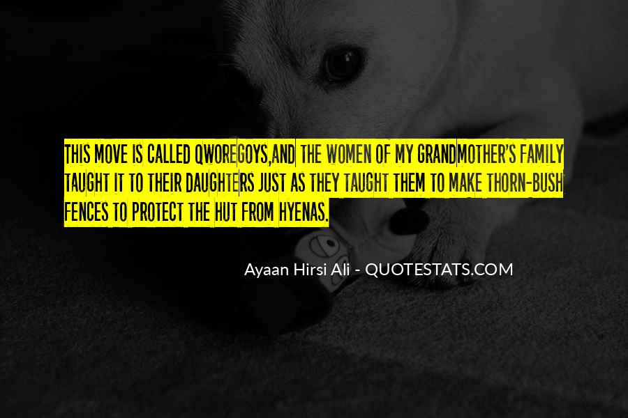 Quotes About Hirsi #162579