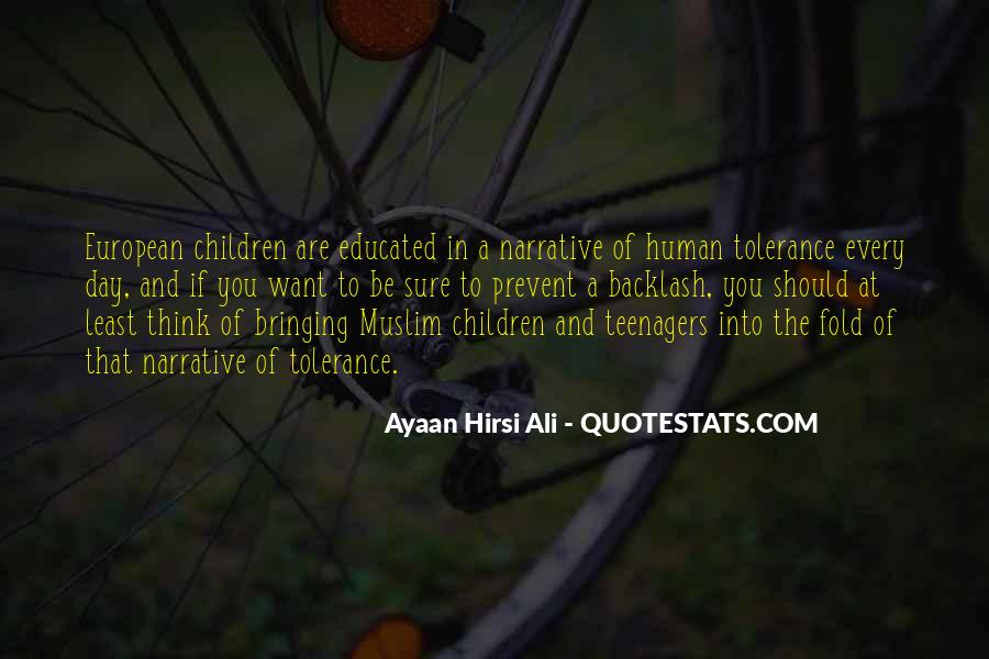 Quotes About Hirsi #397687
