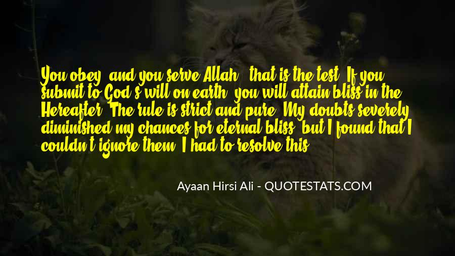 Quotes About Hirsi #462783