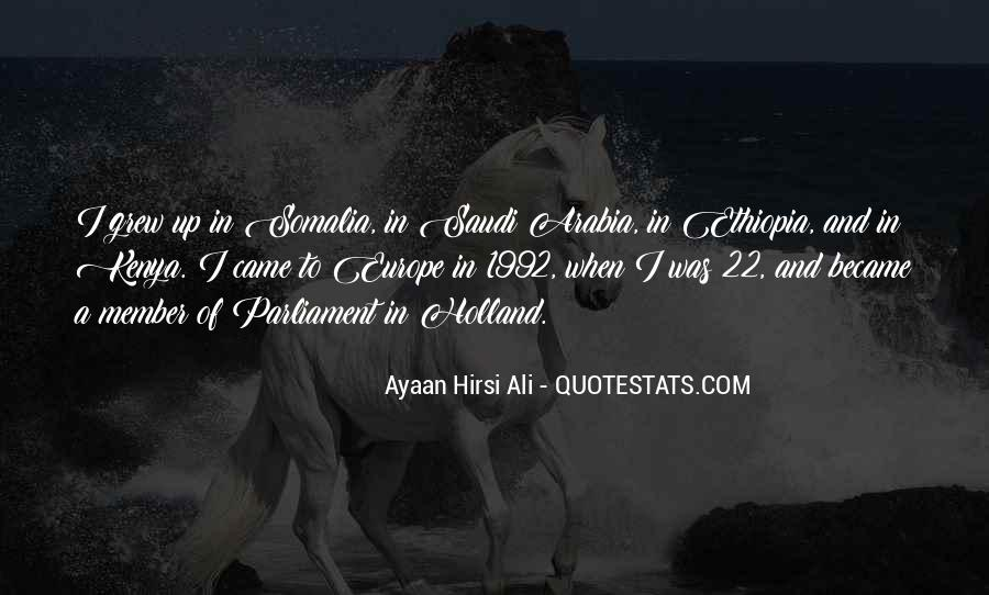 Quotes About Hirsi #608734