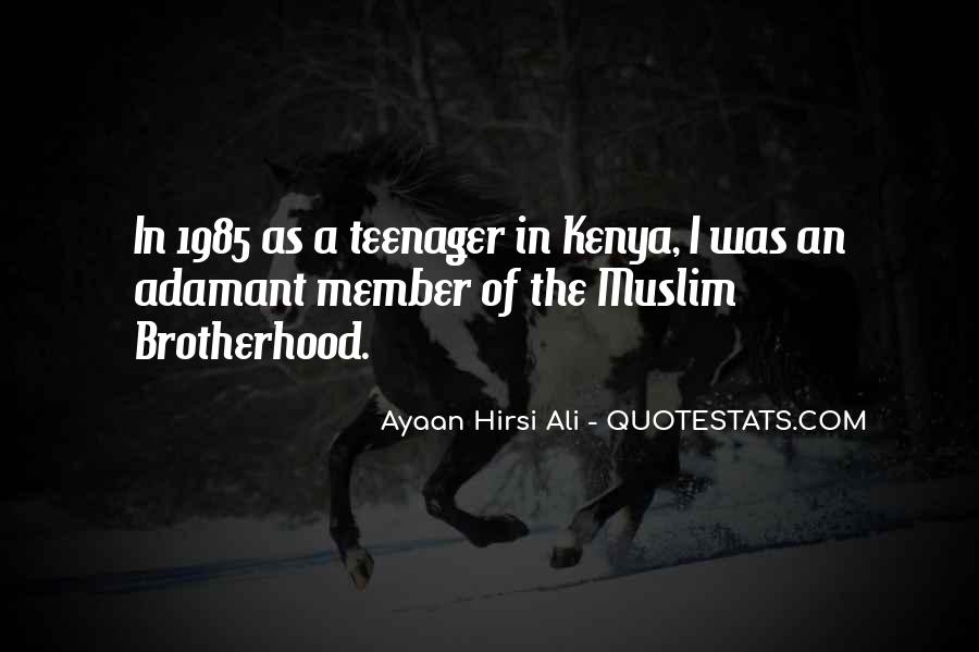 Quotes About Hirsi #729040