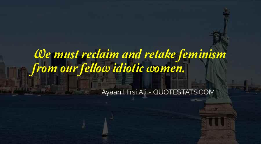 Quotes About Hirsi #743309