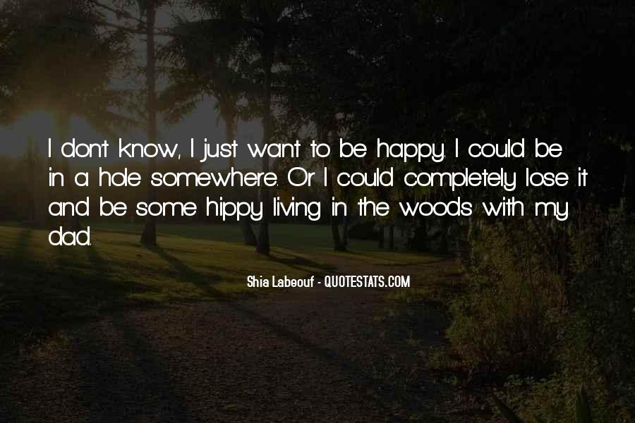 Quotes About Hippy #1424738