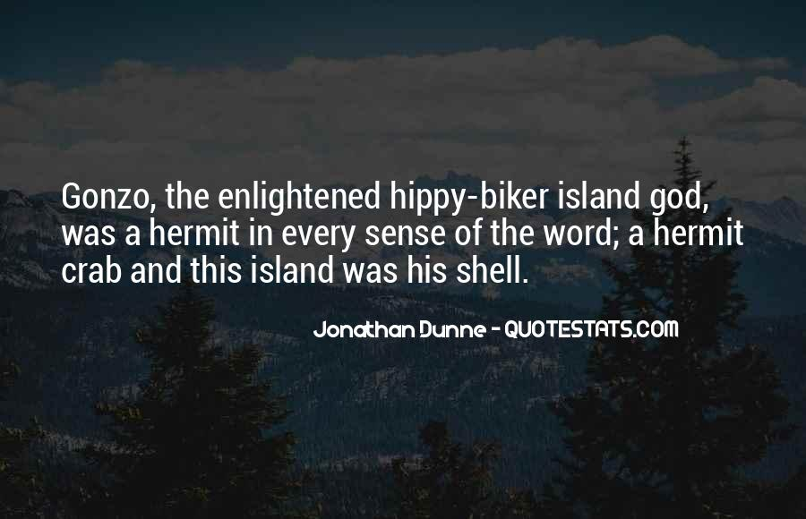 Quotes About Hippy #354012