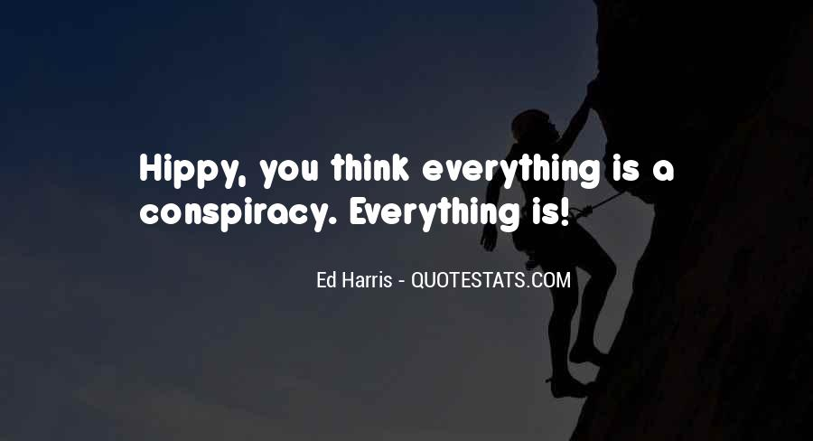Quotes About Hippy #372356