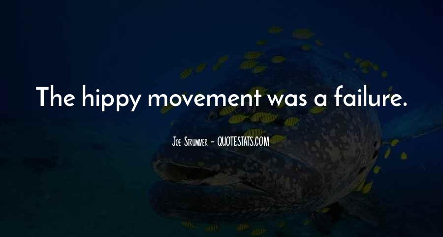 Quotes About Hippy #383196