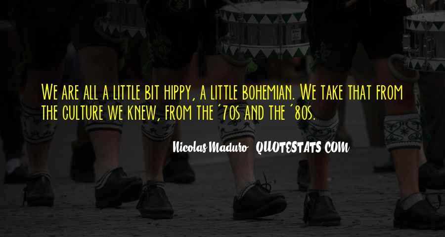 Quotes About Hippy #727525