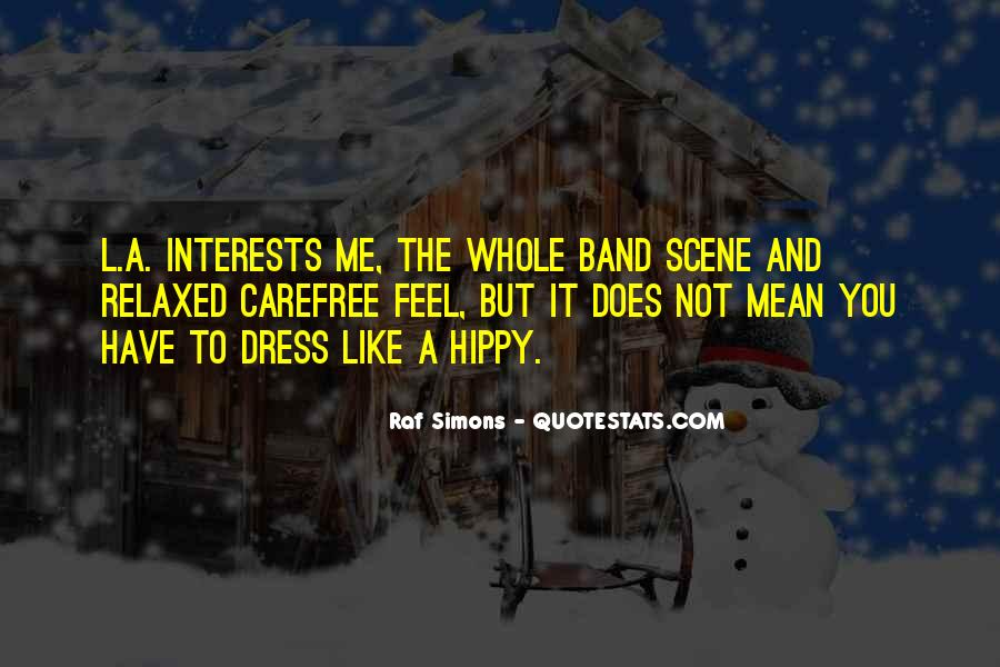 Quotes About Hippy #991995