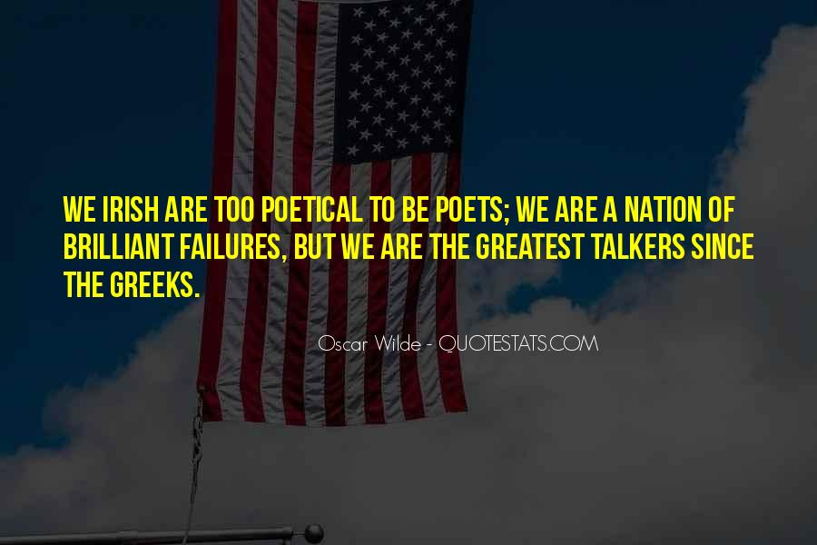 Famous Prophetic Quotes #307279