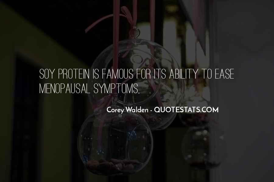 Famous Protein Quotes #802210