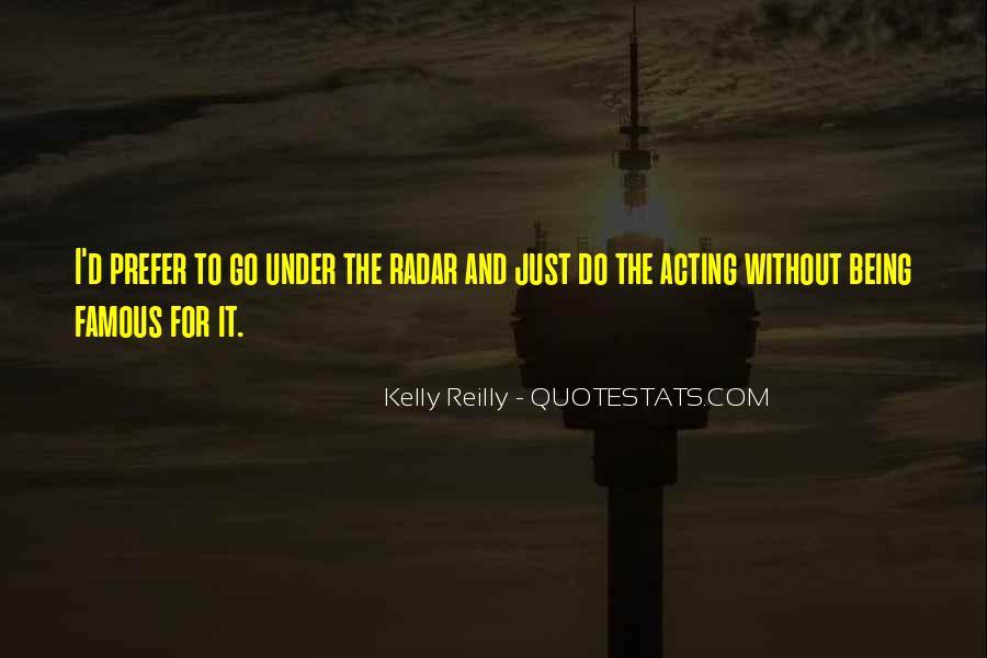 Famous Radar Quotes #407956