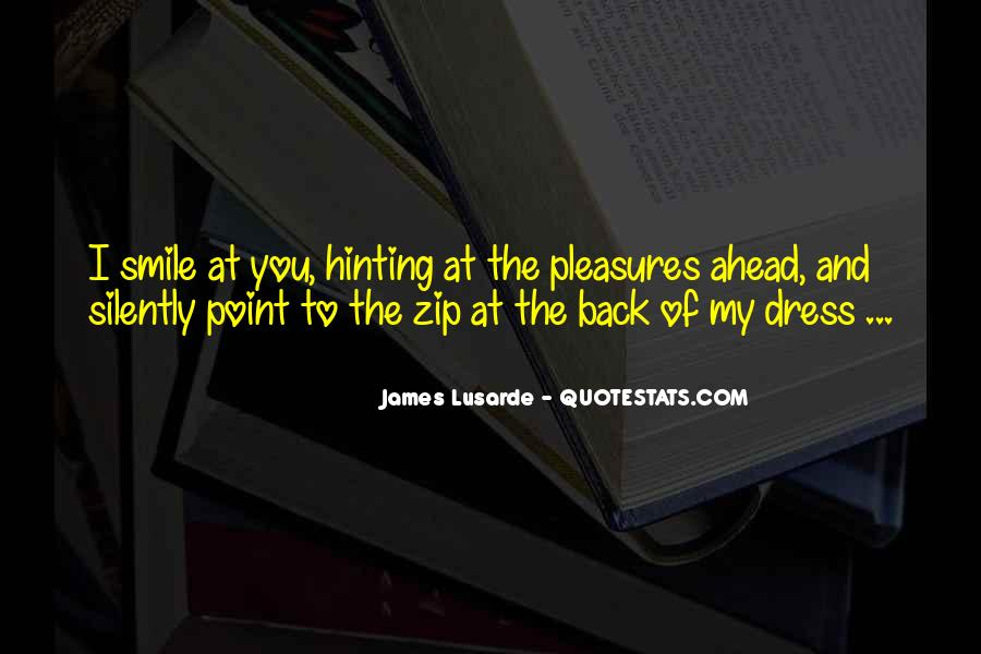 Quotes About Hinting #232249