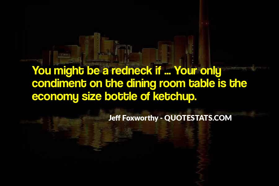 Famous Restaurateur Quotes #1351635