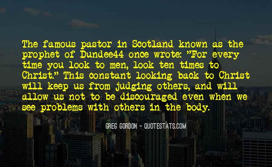 Famous Scotland Quotes #948807