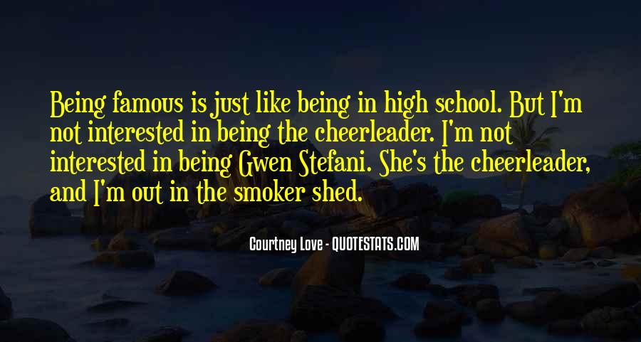 Famous Smoker Quotes #576085