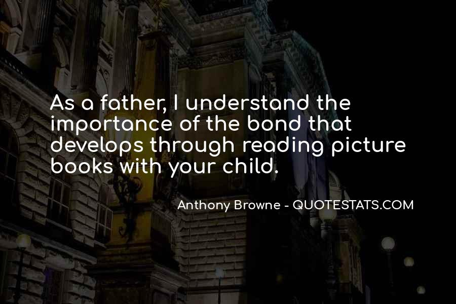 Quotes About The Importance Of Reading To Your Child #392296